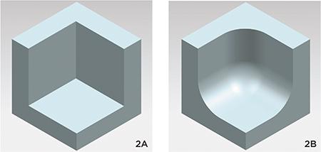 designing large radii