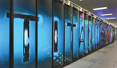 DoE supercomputing
