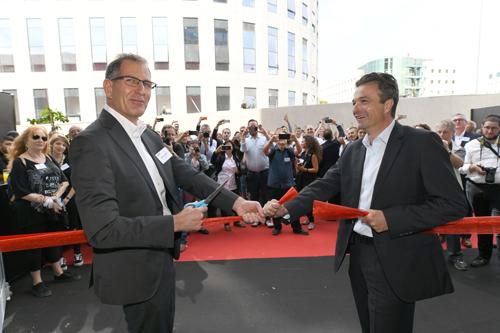 XJet grand opening