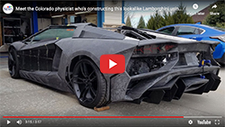 Lamborghini video image