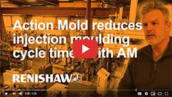 Renishaw AM400 video