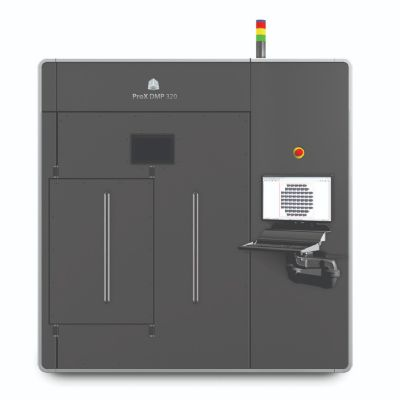 3D Systems Launches ProX DMP 320 for Precision, Hi...