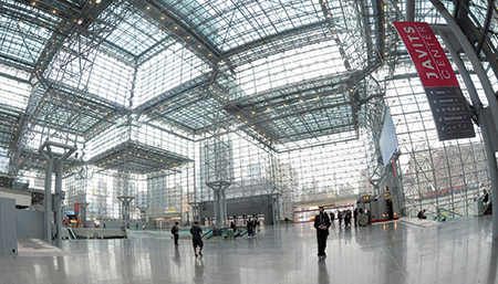 NYC's Javits Convention Center