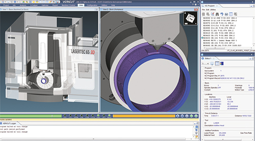 Tech Update - CNC Machine-Simulation Software Update