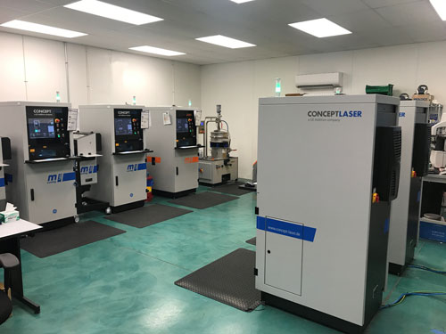 Tech Update - More Metal Printers Enable Production of