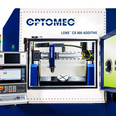 Optomec Announces Controlled Atmosphere DED Systems