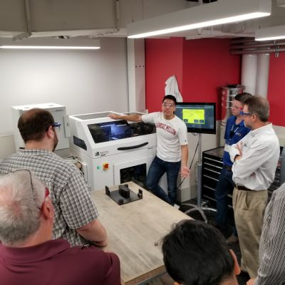 3D Metal Printing Experience and Tech Tour