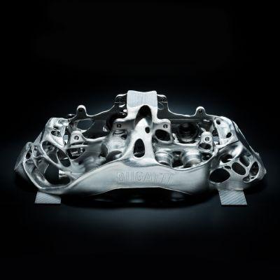 Metal AM Big at Bugatti for Auto Parts