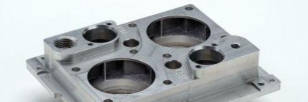 New Machine, Focus on Titanium Spur Machine Shop's Evolution