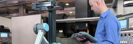 Autonomous Bin Picking Kit for Process Tending