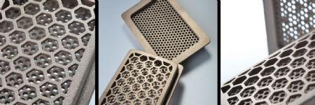 ExOne Metal 3D Printing Process