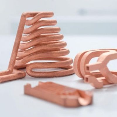Green-Laser Printing of Pure Copper and Other Precious Metal...
