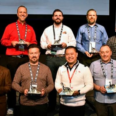 AMUG Names DINO Recipients