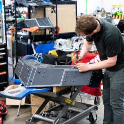 Markforged-Printed Parts Featured in BattleBots Championship