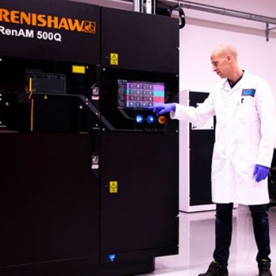 Sandvik Expands Additive-Manufacturing Capacity with Renisha...