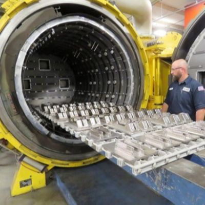 First FAA-Certified Ti-6AI-4V Structural AM Aviati...