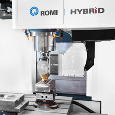 Hybrid Machining Centers Boast Seamless Switch between Subtr...