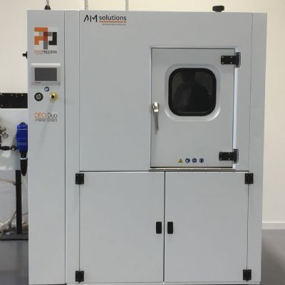 AM Solutions Adds Automated Metal-Surface Finishin...