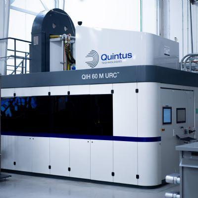 Burloak Technologies Adds Quintus HIP to Aid AM-Pr...