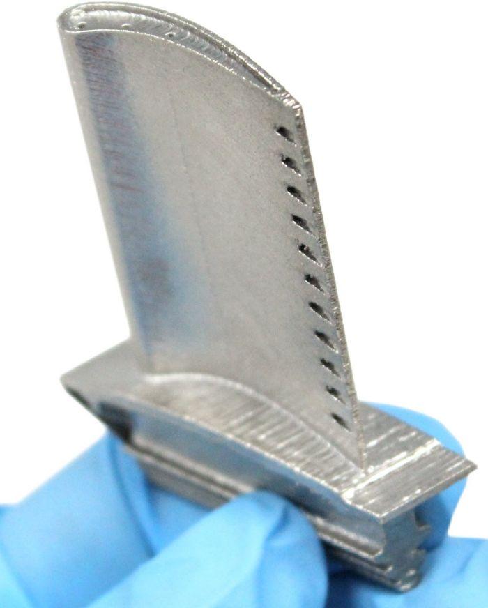 Hastelloy-X-turbine-blade-3D-printed