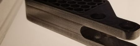 Stainless-Steel Composite Metal Filaments for FFF Printers