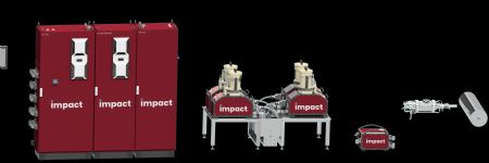 Modular Cold Spray System for Single-Part, Series Production