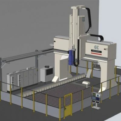 U.S. Army to Commission Giant Metal 3D Printer