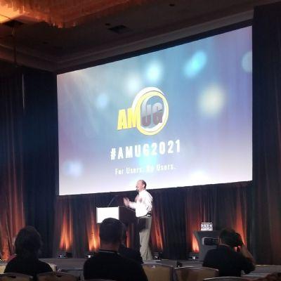 Live AMUG Conference Delivers