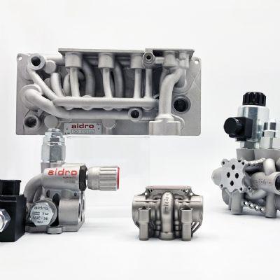 Aidro Buy by Desktop Metal Brings Fluid-Power-System Capabil...