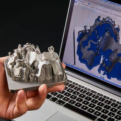 Materialise Dental Module Automates 3D Printing Prep for Den...