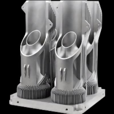 Lighter, Consolidated Heat-Exchanger Parts Benefit...